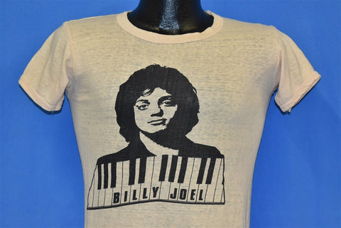 70s Billy Joel Piano Man Rock t-shirt Small