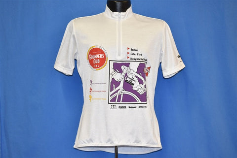 90s Courage Classic Cycling Jersey t-shirt Medium