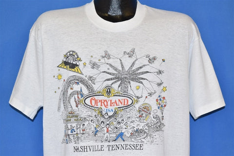 90s Opryland USA Theme Park Nashville t-shirt Extra Large