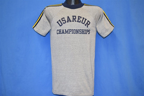 80s USAEUR Armed Forces Sports t-shirt Medium