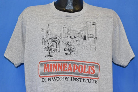 80s Dunwoody Institute College of Technology t-shirt Large
