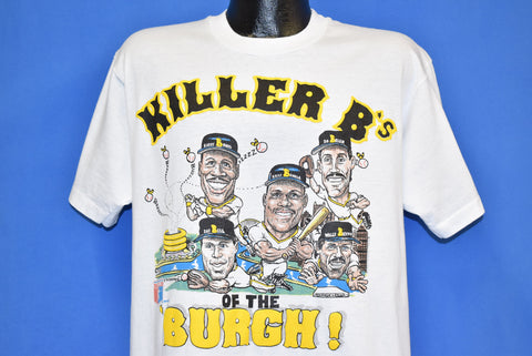 90s Pittsburgh Pirates Killer B's of the Burgh t-shirt Extra Large