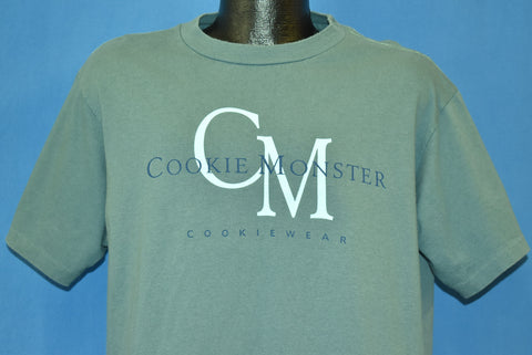 90s Cookie Monster Calvin Klein Spoof t-shirt Large