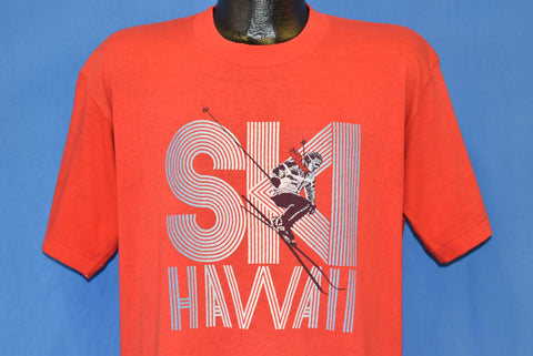 80s Ski Hawaii Mauna Kea Big Island t-shirt Large