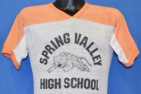 80s Spring Valley High School t-shirt Small