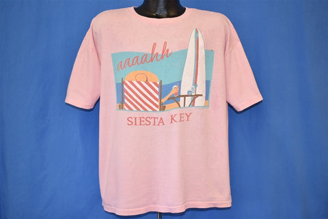 90s Siesta Key Florida t-shirt Extra Large