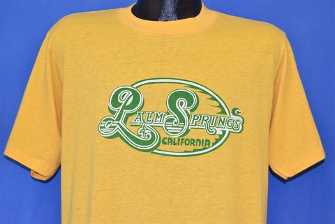 80s Palm Springs California t-shirt Large