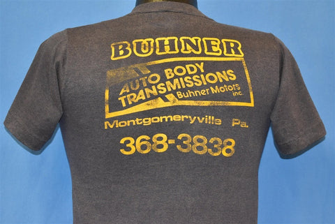 80s Buhner Motors Pocket Tee t-shirt Small