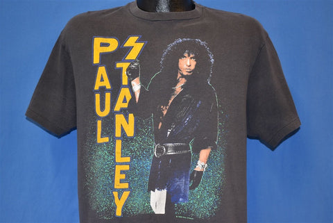 80s Paul Stanley Kiss I Had a One Night Stand t-shirt Large