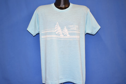 80s Cape Cod Massachusetts Sailing t-shirt Large