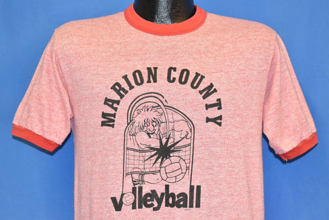 80s Marion County Florida Volleyball Rayon Tri Blend t-shirt Medium