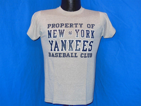 80s Property of New York Yankees Baseball Club t-shirt Small