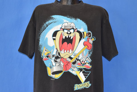 90s Pittsburgh Penguins Tasmanian Devil t-shirt Extra Large