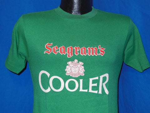 80s Seagram's Gin Cooler t-shirt Small