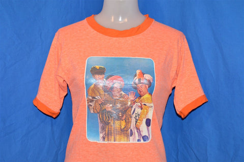 70s Three Stooges Swami Iron On Ringer t-shirt Small