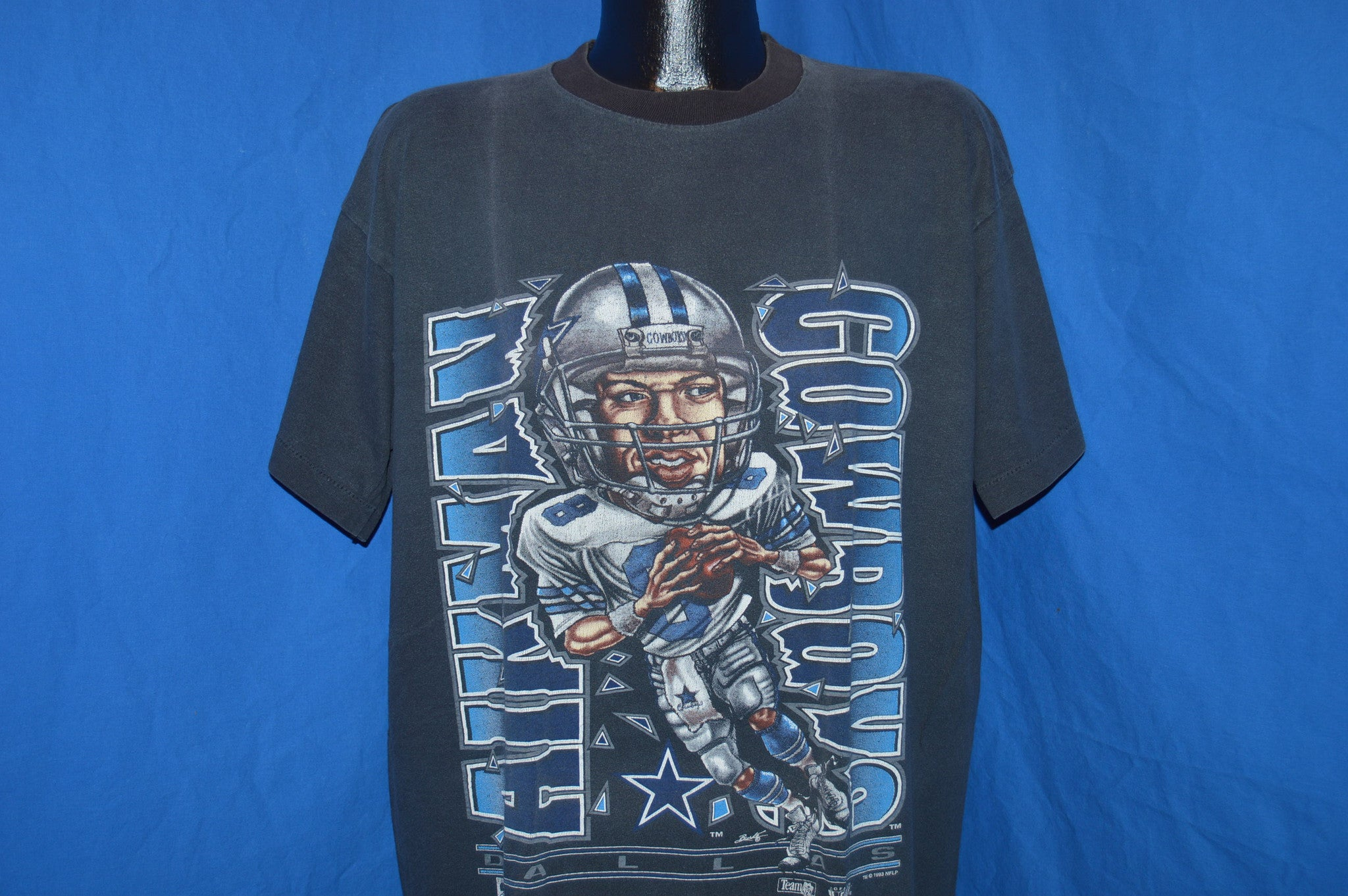 Vintage Dallas Cowboy Shirt – EDGE Engineering and ...