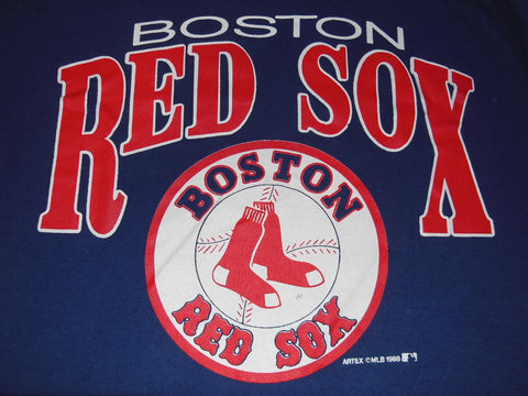 1988 Boston Red Sox t-shirt Extra-Large