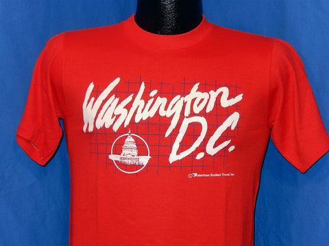 80s Washington D.C. Capitol Building t-shirt Small