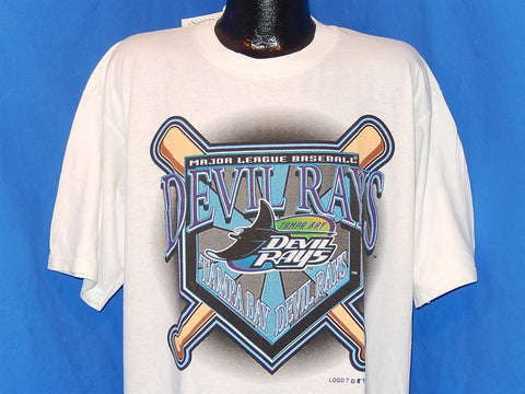 90s Tampa Bay Devil Rays Baseball New t-shirt Extra-Large