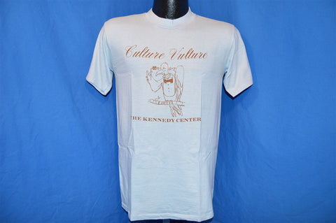 "70s ""Culture Vulture"" Kennedy Center t-shirt Small"