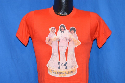70s Tony Orlando & Dawn Iron On t-shirt Extra Small