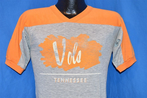70s University of Tennessee Volunteers Raglan Sleeve Jersey t-shirt Small