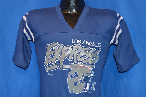 80s USFL Los Angeles Express Football t-shirt Small