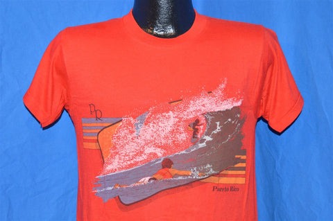 80s Puerto Rico Surfing t-shirt Small