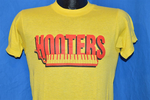 80s The Hooters Melodica t-shirt Small