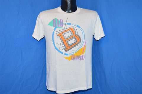 80s Bad Company Fame & Fortune Tour t-shirt Medium