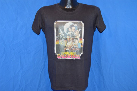 70s Battlestar Galactica Original TV Series Iron On t-shirt Medium