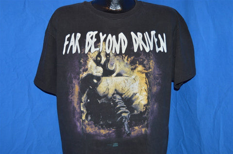 90s Pantera Far Beyond Driven Banned Cover t-shirt Extra-Large
