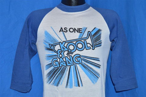80s Kool & The Gang Let's Go Dancin' Jersey t-shirt Small