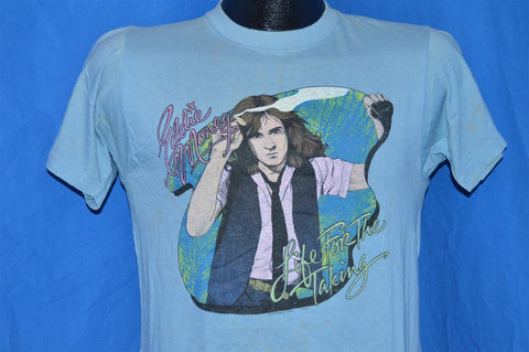 1979 Eddie Money Life for the Taking Album Concert t-shirt Small