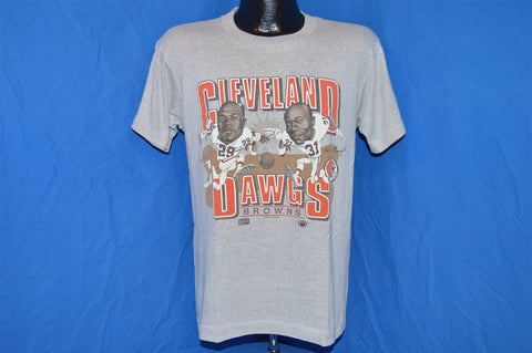 80s Cleveland Browns Dawg Pound Dixon Minnifield t-shirt Medium