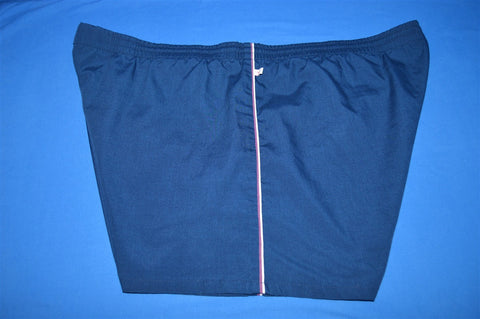 70s Jantzen Navy Blue Bathing Suit Shorts Size 46