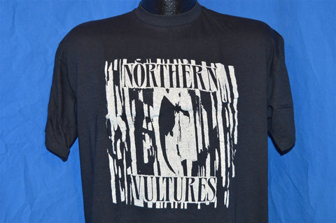 80s Northern Vultures Montreal Hardcore Punk Band t-shirt Large