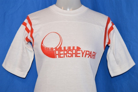 70s Hershey Park Super Dooper Looper Jersey t-shirt Youth Medium