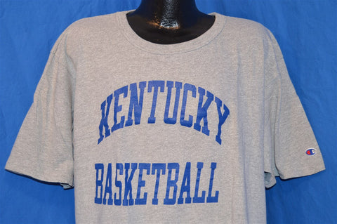 80s Kentucky Wildcats Basketball Champion t-shirt XXL