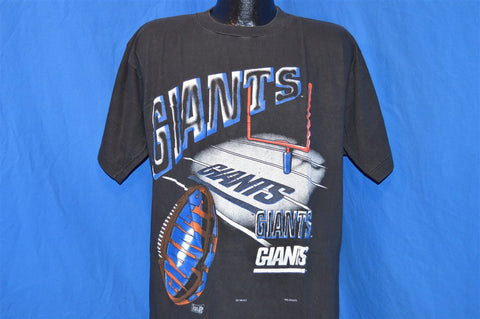 90s New York Giants End Zone t-shirt Medium