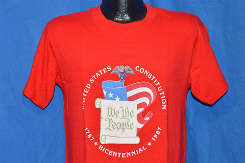 1987 United States Constitution Bicentennial t-shirt Medium