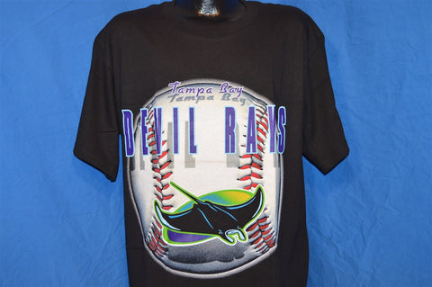 90s NWT Tampa Bay Devil Rays t-shirt Large