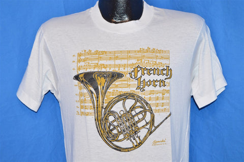 80s French Horn t-shirt Medium