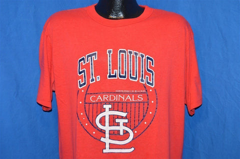 80s St Louis Cardinals 1988 MLB Baseball t-shirt Extra-Large