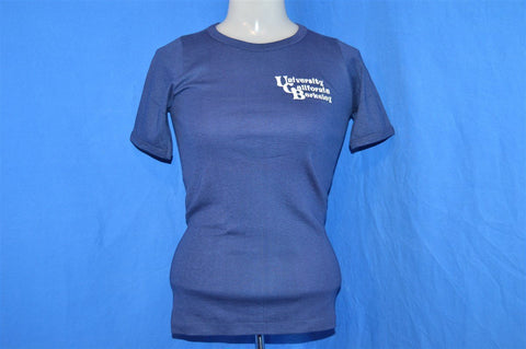 70s University of California Berkeley College t-shirt Extra-Small