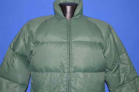 70s LL Bean Goose Down Ski Jacket Medium
