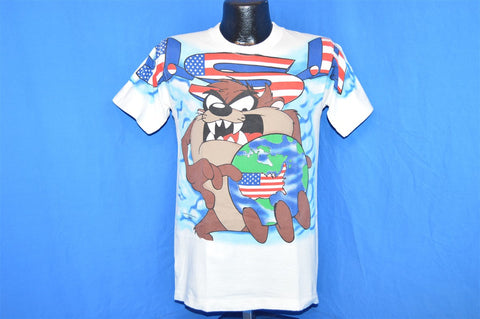 90s Tasmanian Devil Taz USA Looney Tunes t-shirt Small