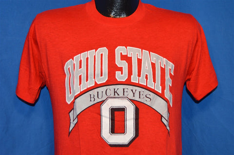 80s Ohio State University Buckeyes College Football t-shirt Small