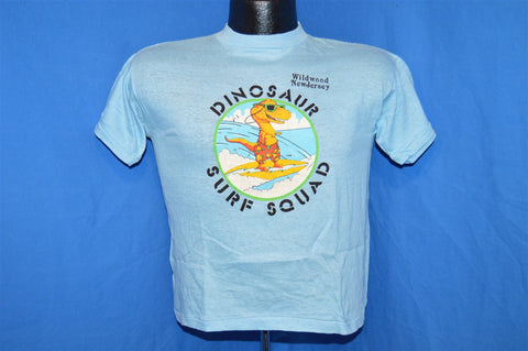 90s Dinosaur Surf Squad Wildwood New Jersey t-shirt Youth Large 14 - 16 / Small
