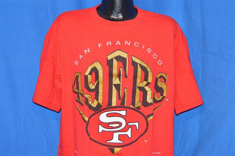 90s San Francisco 49ers Niners t-shirt Extra-Large